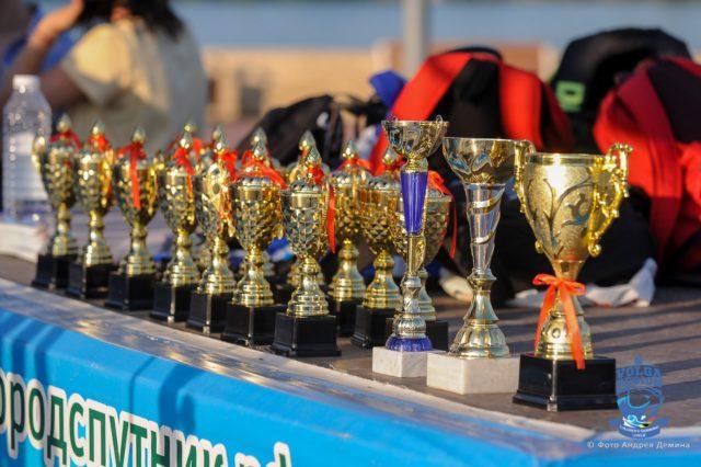 Cоревнования по плаванию Детской Лиги Плавания «Поволжье»- «Умею плавать» среди платных групп