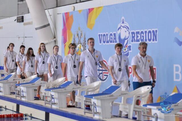 9-й этап Регионального Кубка «Детской Лиги Плавания «Поволжье» 2019-2020гг.