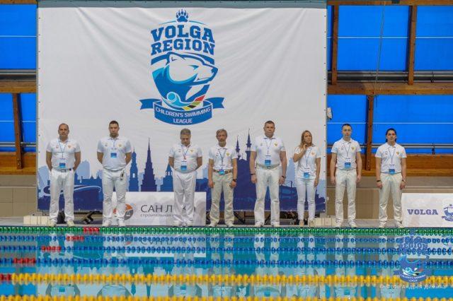 Соревнования «Детской Лиги плавания «Поволжье» в рамках Олимпийского фестиваля (6 видов спорта)
